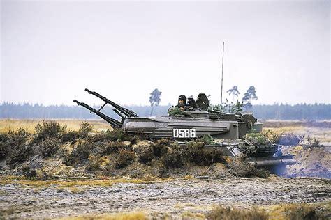 Anti Air zsu 23 4 shilka tracked self propelled anti aircraft gun