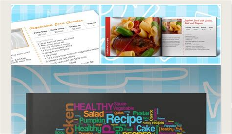 recipe card template indesign 5 indesign cookbook template af templates