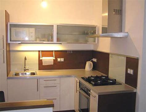 small white kitchen with steel hood kitchen gorgeous small modular kitchen decoration using