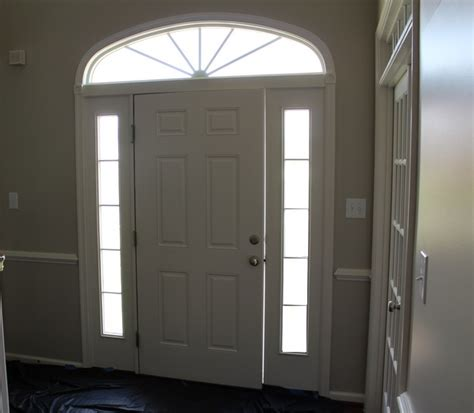 Painting 6 Panel Interior Doors by White Painted Six Panel Interior Doors Home Doors Design