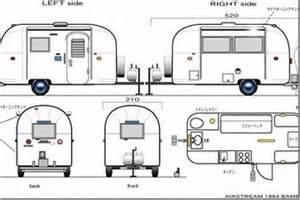 airstream floor plans airstream trailer floorplans land yacht floorplan