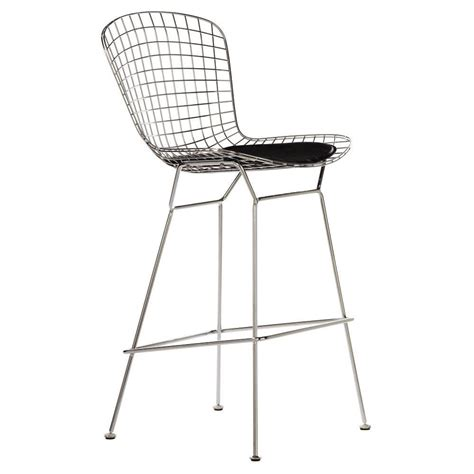 chrome bar stools with back home decorators collection james 29 5 in chrome bar stool