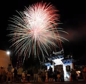 new year fireworks dunedin big crowd welcomes new year otago daily times