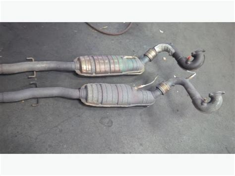 1999 volvo s70 catalytic converter genuine volvo catalytic converter west shore langford