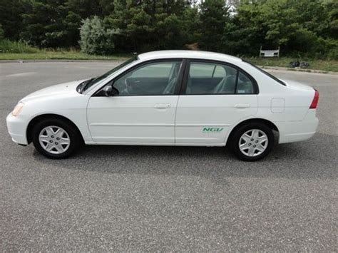 used honda civic cng for sale purchase used 2003 honda civic gx cng ngv gas