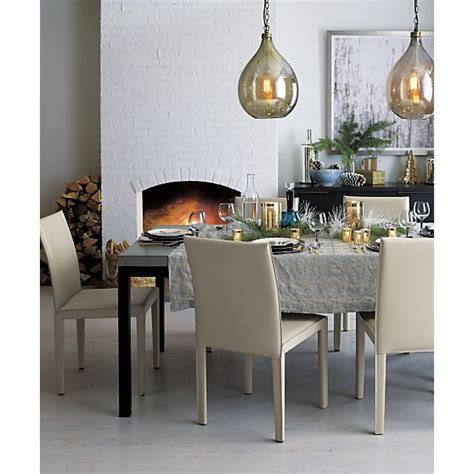 Pendant Lighting Dining Room Table by 39 Best Images About Dining On Crate And