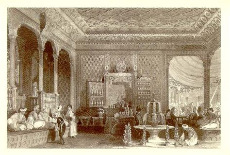 Ottoman Empire Coffee An Ode To The History Of A Coffee House In 18 Pictures