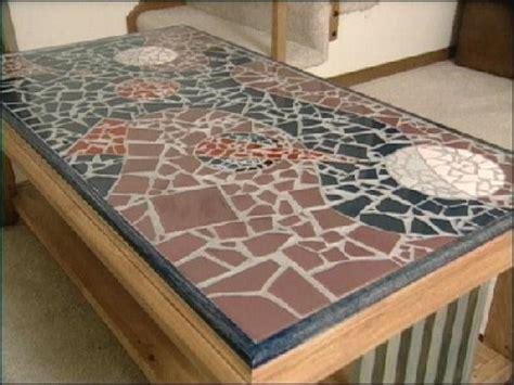 mosaic tile table design hgtv