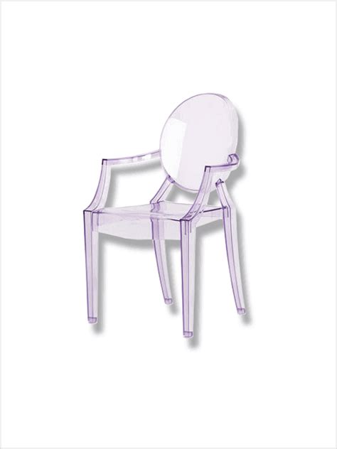 Fauteuil Ghost Philippe Starck 4208 by Fauteuil Lou Lou Ghost P Starck Kartell En Offre