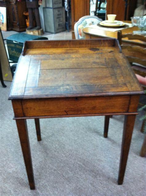 antique slant top desk for sale gorgeous antique oak slant front desk on tapered legs