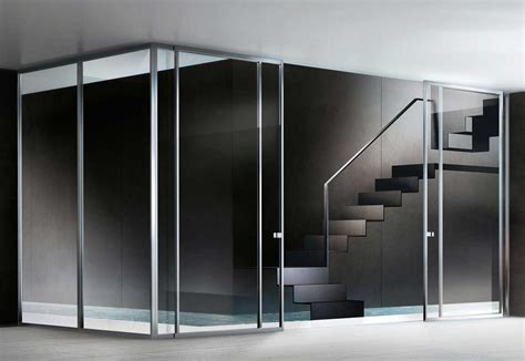 Glass Wall Door Sliding Glass Door Wall Office Furniture