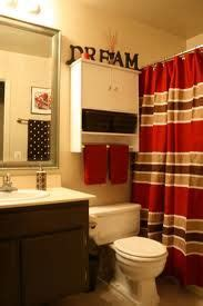 red and brown bathroom sets 1000 images about bathroom decor on pinterest shower