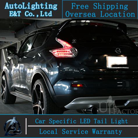 auto lighting style led l for nissan juke