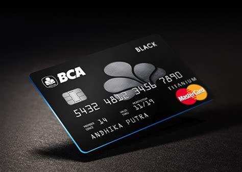 buat kartu kredit yang cepat cara membuat kartu kredit bca buat yang gajinya rp 3 jutaan