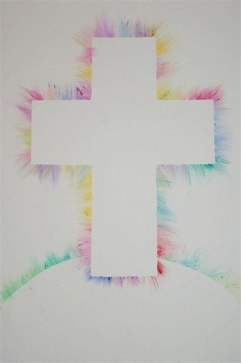 bible easter crafts for sunday school craft easter jesus is alive