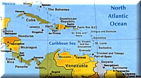 world map with country name west indies republic carnival in colombia