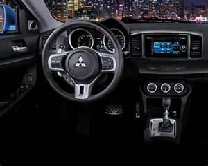Mitsubishi Lancer Interior Mitsubishi Lancer 2014 Interior Image 80