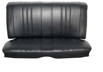nova bench seat seat upholstery imported 1968 chevy ii nova custom