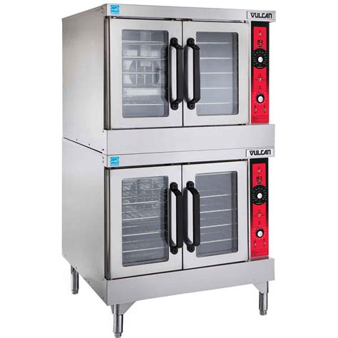 Oven Gas Convection vulcan vc44gd deck gas convection oven 100 000 btu hr prima supply