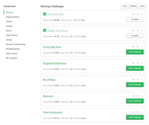 rosetta stone namespace hackerrank advance your coding through problem solving