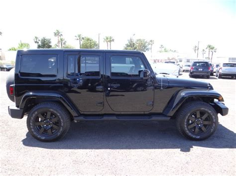 Jeep Wrangler Unlimited Altitude Edition Chrysler Jeep Inventory Las Vegas Nv Chapman Chrysler