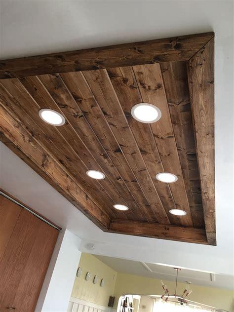 Woodwork Ceiling Design