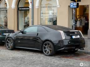 Cadillac V Coupe by Cadillac Cts V Coup 233 16 July 2017 Autogespot