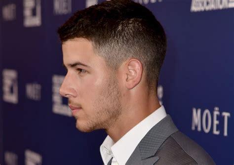 Nick Jonas Hairstyle by Nick Jonas Haircuts The Years