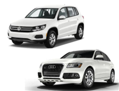 audi recall list vw and audi vehicles with recalled takata airbag inflator