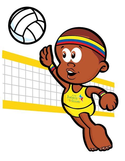 dibujos niños jugando voleibol un dibujo de voleibol con personas jugando imagui