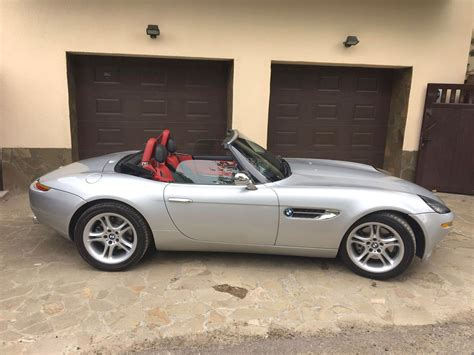 2002 bmw z8 coys of kensington