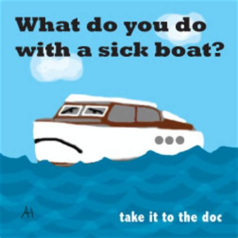 boat picture puns funny boat puns