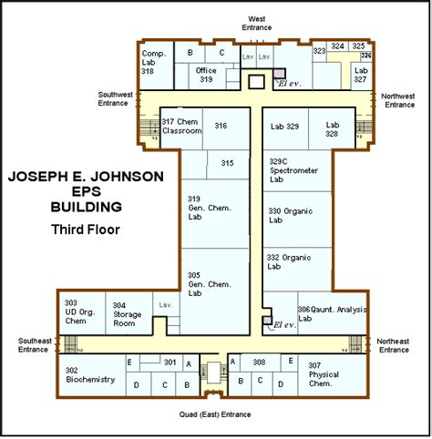 Chiropractic Office Floor Plan facilities and building chemistry amp physics