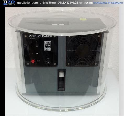 Audio Desk Vinyl Cleaner by Plexiglas 174 Housing For Audio Desk Vinyl Cleaner Tizo Acryl