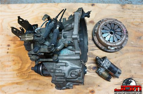 Toyota Manual Transmission Jdm 1zz Fe Vvti 5 Speed Manual Transmission Jdm Engine World