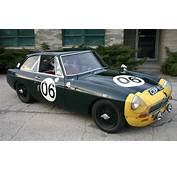 1967 MGB GT Race Car  Bring A Trailer