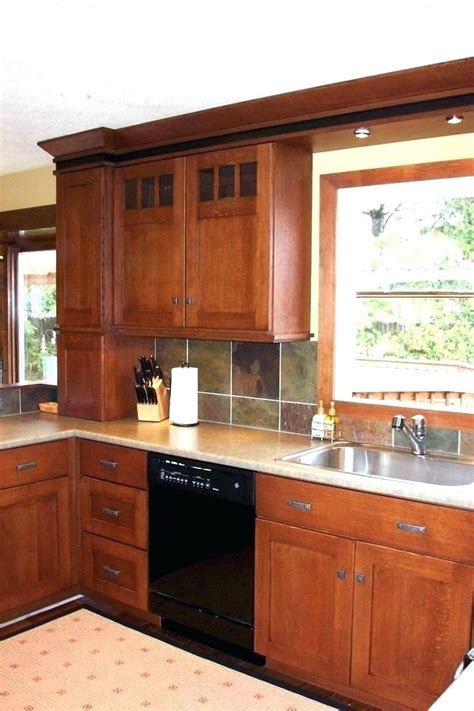 craftsman style cabinet hardware arts and crafts style kitchen cabinets kitchen design ideas