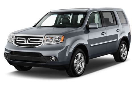 2014 Honda Pilot Reviews And Rating Motor Trend