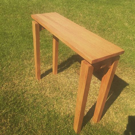solid wood entry table buy a custom solid wood entry table made to order from