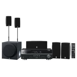 yamaha 600 watt 5 1 channel receiver home theatre system
