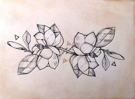 geometric flower tattoo 17 best ideas about geometric flower tattoos on