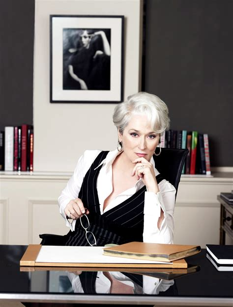 meryl streep as miranda priestly in devil wears prada 14 on screen bosses who make us cringe hollywood com