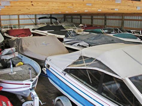 indoor boat storage minnesota marine repairs and services include