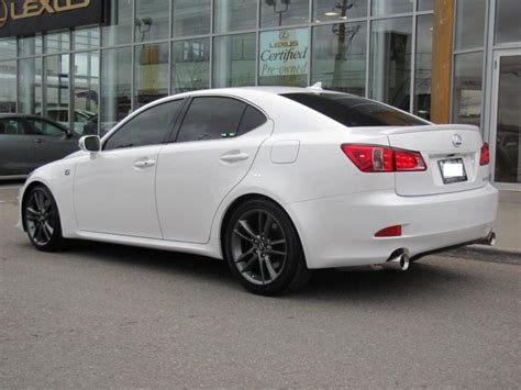 New Member Here 2011 White Is 350 F Sport Club Lexus Forums