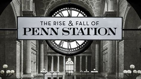 rise  fall  penn station american experience official site pbs