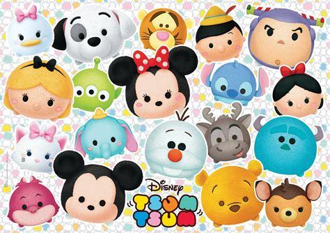 Tsum Tsum Dale Chip And Dale 20 Cm puzzle pieces tsum tsum clementoni 23975 104 pieces