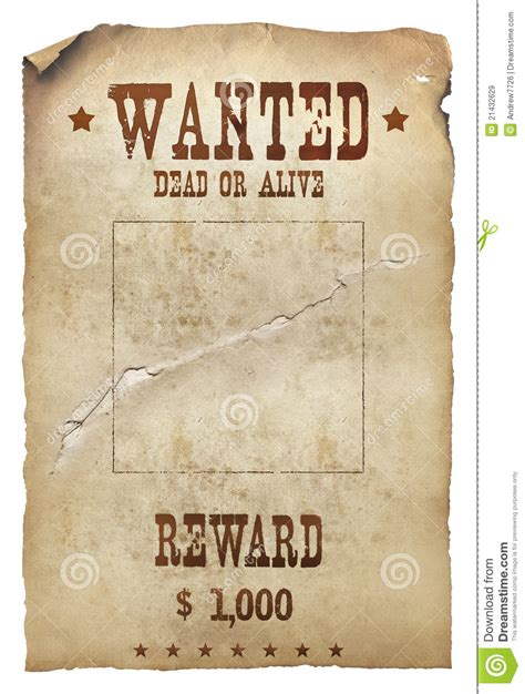 tutorial wanted dead or alive wanted dead or alive stock image illustration of alive