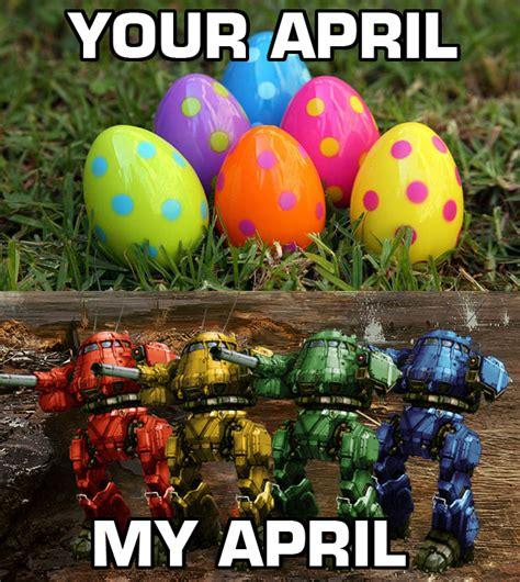 Easter Egg Meme - mwo forums odanan s mech art page 9