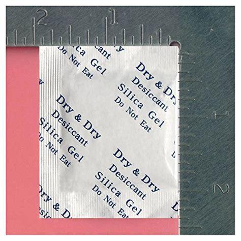 Silica Gel White Desiccant High Quality Limited 3 gram pack of 250 quot quot high quality silica gel