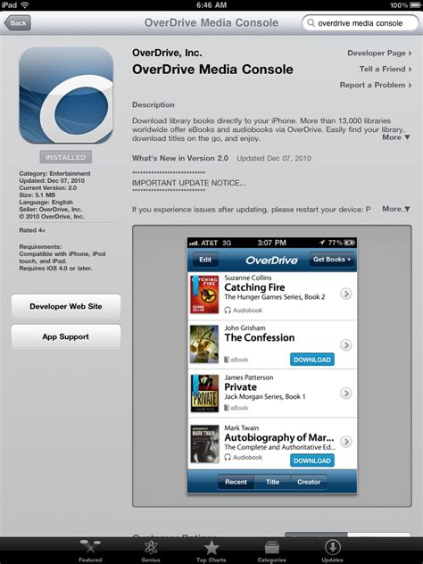 overdrive app android my new favorite app overdrive media console free ebooks dishin dishes